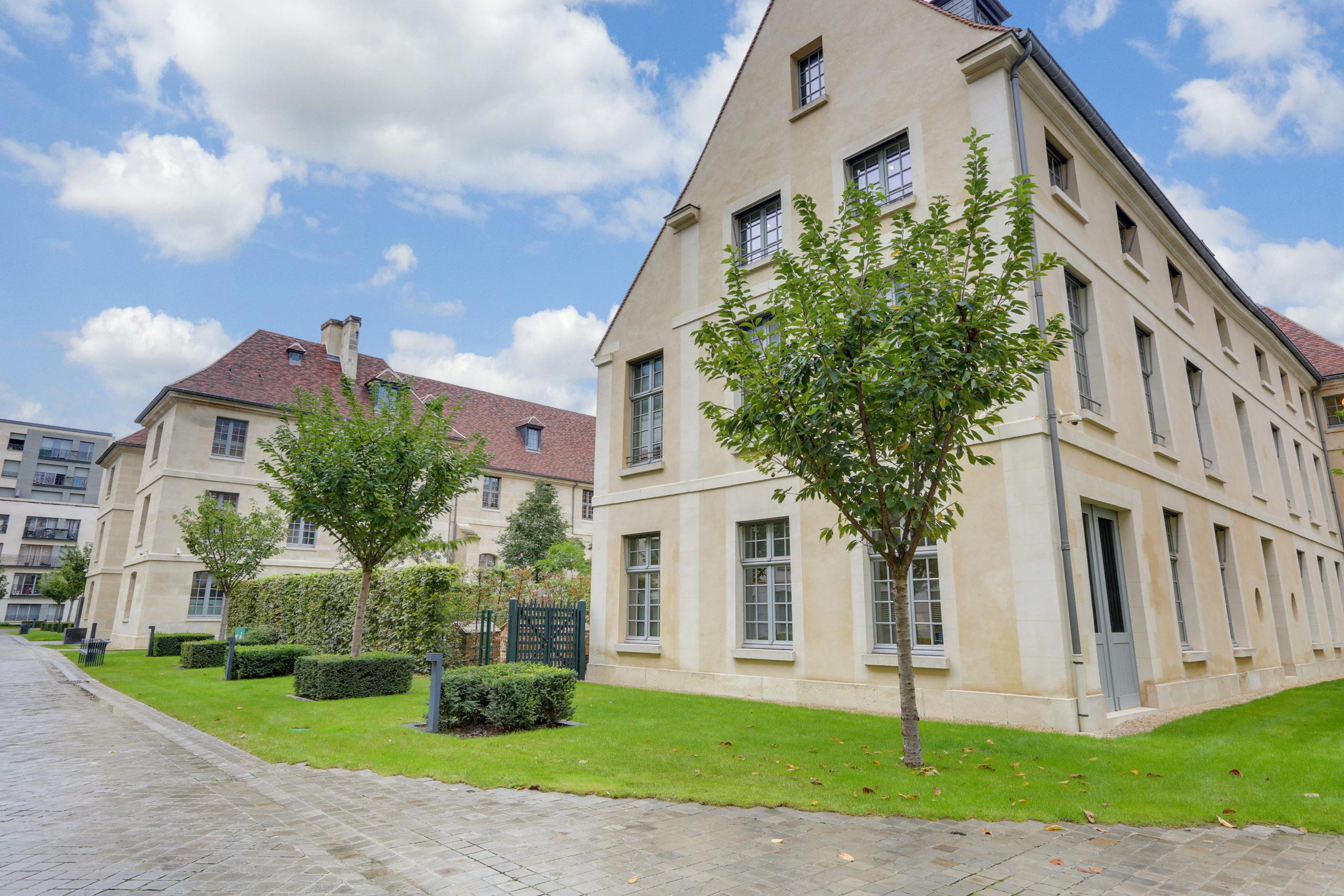 Rez de jardin Résidence Laennec